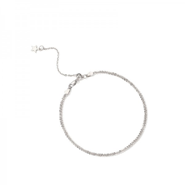 Simple Chain Bracelet For Womens In 925 Sterling Silver