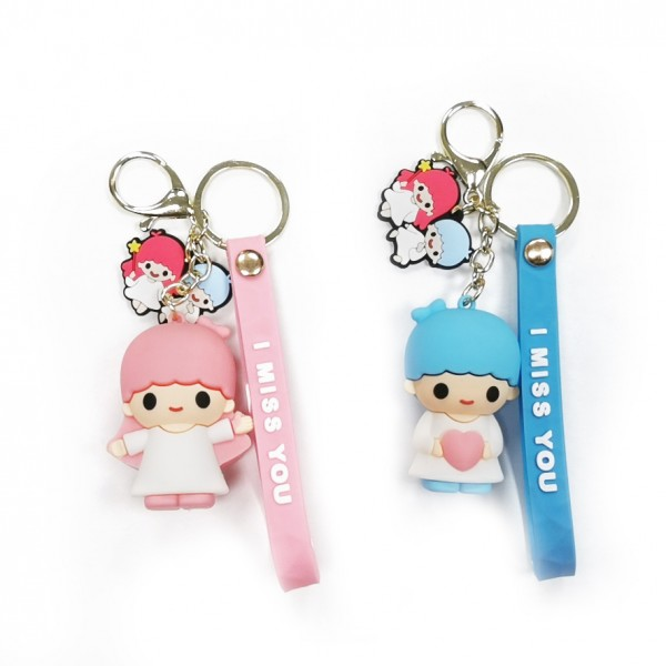 Cute I Miss You Keychains For Couples