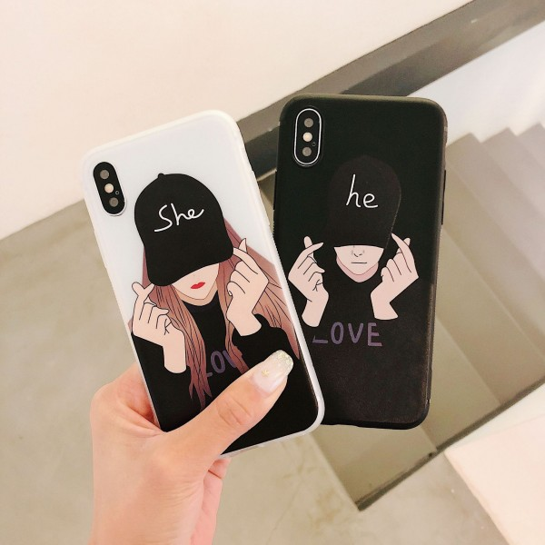 Cool Phone Cases For His And Hers In TPU