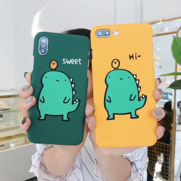 Hi Sweet iPhone Cases For Couples In TPU