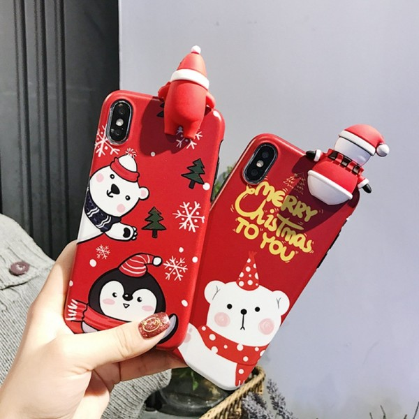 Merry Christmas To You iPhone Cases In TPU
