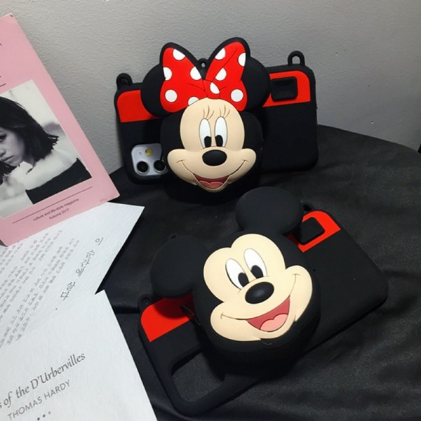 Mickey And Minnie iPhone Cases With Pockets In TPU