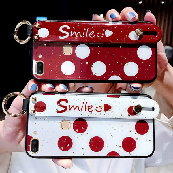 Smile iPhone Cases For Couples In TPU