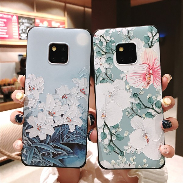 Cool Flowers Samsung Cases In TPU